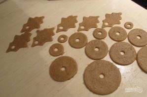 Рождественское печенье с корицей - фото шаг 4