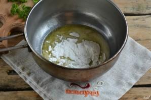 Рис под сливочным соусом - фото шаг 2