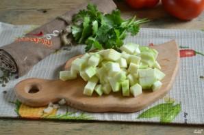 Вегетарианская паста - фото шаг 4