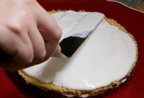 Торт для мужа - фото шаг 20