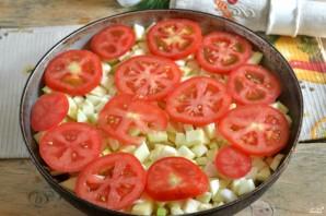 Вегетарианская запеканка из картофеля - фото шаг 5