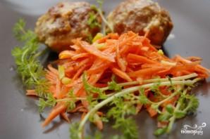 Тефтели с луком и морковью - фото шаг 6