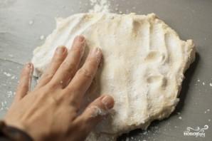 Лепешки в духовке - фото шаг 2