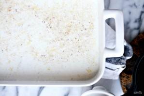 Рисовый пудинг с изюмом - фото шаг 4