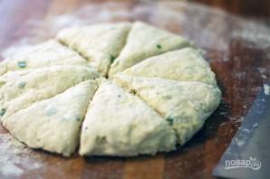 Печенье с козьим сыром - фото шаг 4