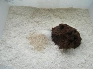 Воздушный хлеб в духовке - фото шаг 3