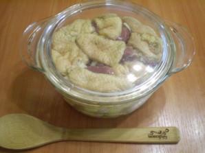 Утка в духовке с картофелем - фото шаг 5