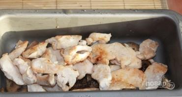 Куриное филе под соусом в духовке - фото шаг 5