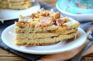 Сметанный торт за 15 минут! - фото шаг 11
