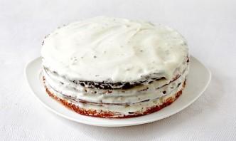 Торт сметанный классический рецепт - фото шаг 10