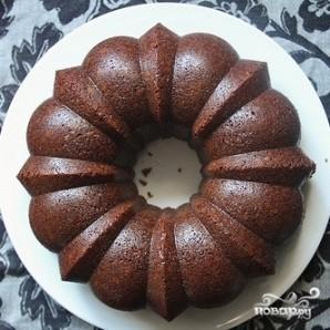 """Шоколадный пирог """"Эрл Грей"""" - фото шаг 8"""