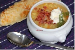 Суп из квашеной капусты - фото шаг 9
