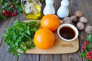 Салат из помидоров и грецких орехов - фото шаг 1
