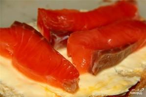 Малосольная красная рыба - фото шаг 5