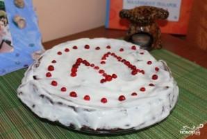 Торты на день рождения 11 лет - фото шаг 10