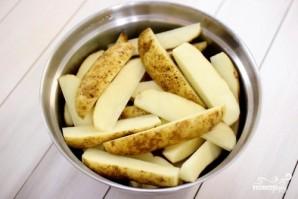 Картошка на гриле - фото шаг 1