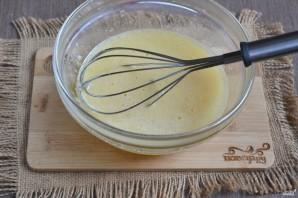 Песочный пирог с вишней - фото шаг 3
