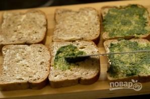 Горячий бутерброд с чатни - фото шаг 4