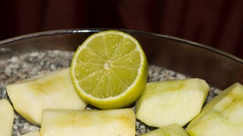 Суфле из яблок с желатином - фото шаг 1