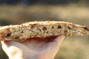 Бездрожжевой хлеб на кефире - фото шаг 3