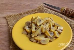 Салат из филе курицы - фото шаг 5