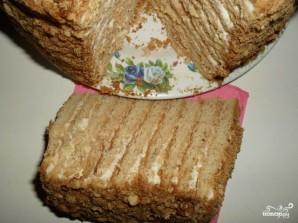 """Торт """"Наполеон"""" медовый - фото шаг 5"""