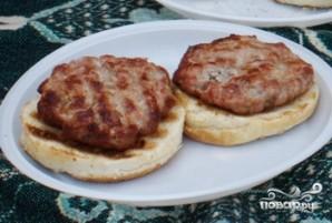 Гамбургеры на мангале - фото шаг 3