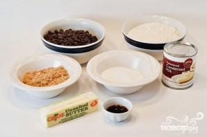 Шоколадное печенье-трюфели - фото шаг 1