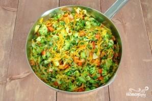 Картофельная запеканка с овощами - фото шаг 6