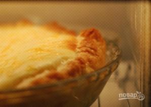 Пирог из готового бездрожжевого теста - фото шаг 4