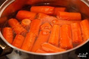 Морковный суп-пюре - фото шаг 3