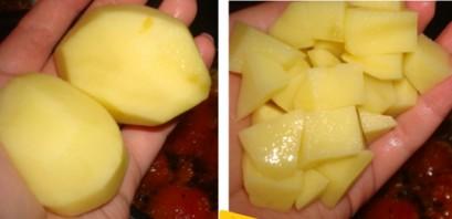 Индейка в сметанном соусе - фото шаг 5