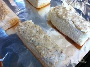 Хлеб с чесноком и сыром - фото шаг 6