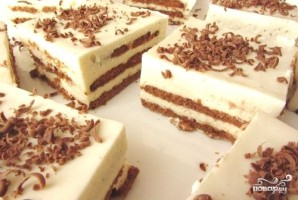 Творожный десерт без выпечки - фото шаг 4