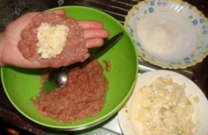 Зразы с рисом и яйцом - фото шаг 7