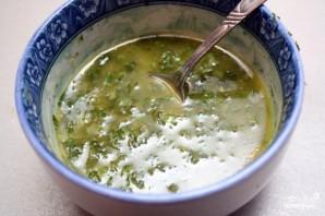 Салат из сладкого перца с авокадо - фото шаг 4