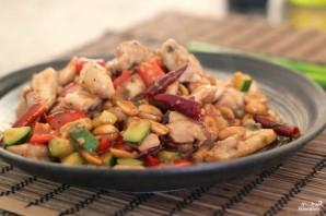 Курица Кунг Пао - фото шаг 9