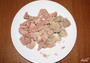 Щи с мясом - фото шаг 2