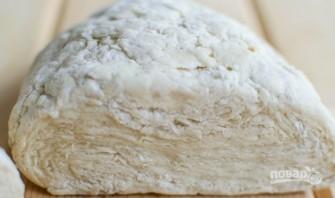"""Тесто для торта """"Наполеон"""" классическое - фото шаг 4"""