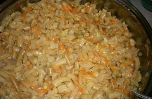 Фасоль с мясом и овощами - фото шаг 5
