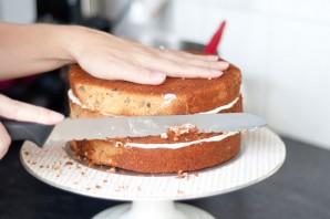 Вкусный торт с орехами - фото шаг 2