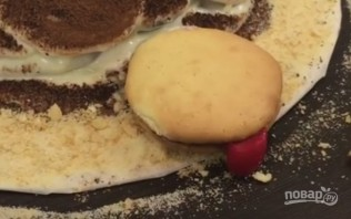 """Торт """"Черепаха"""" (очень простой рецепт) - фото шаг 8"""
