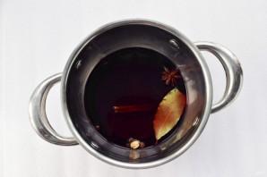 Утка в глинтвейн-маринаде - фото шаг 3