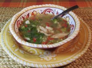 Суп из крыла индейки - фото шаг 4
