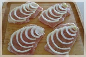 Рулет из свинины в фольге - фото шаг 4