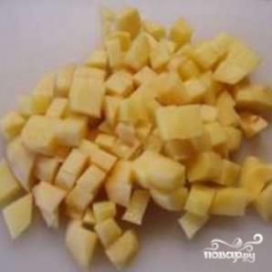 Суп гороховый в мультиварке - фото шаг 6