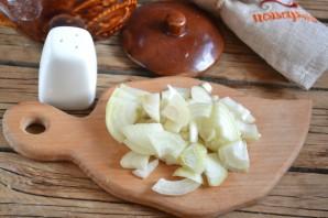 Свинина с картошкой в духовке - фото шаг 4