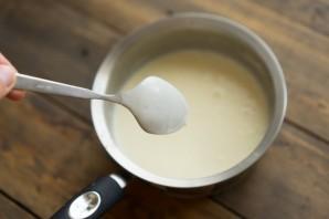 Грибы под белым соусом - фото шаг 7
