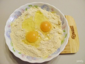 Бабушкин пирог с вареньем - фото шаг 3