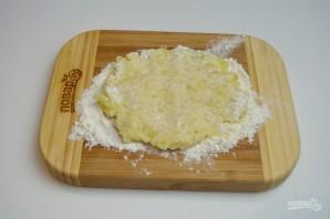 Зразы картофельные с мясом - фото шаг 8